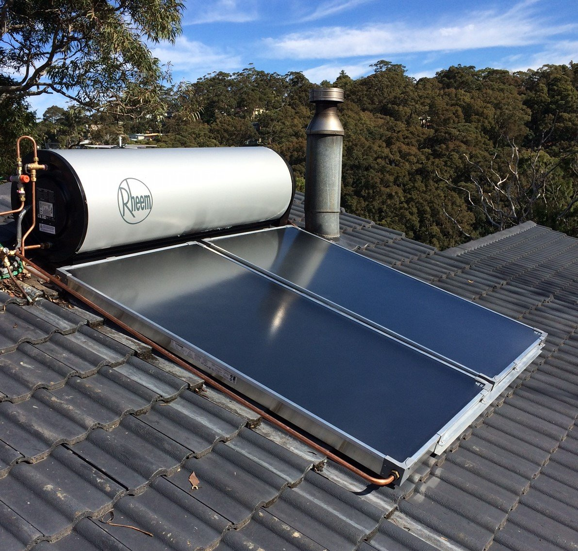 Rheem Solar Hot Water