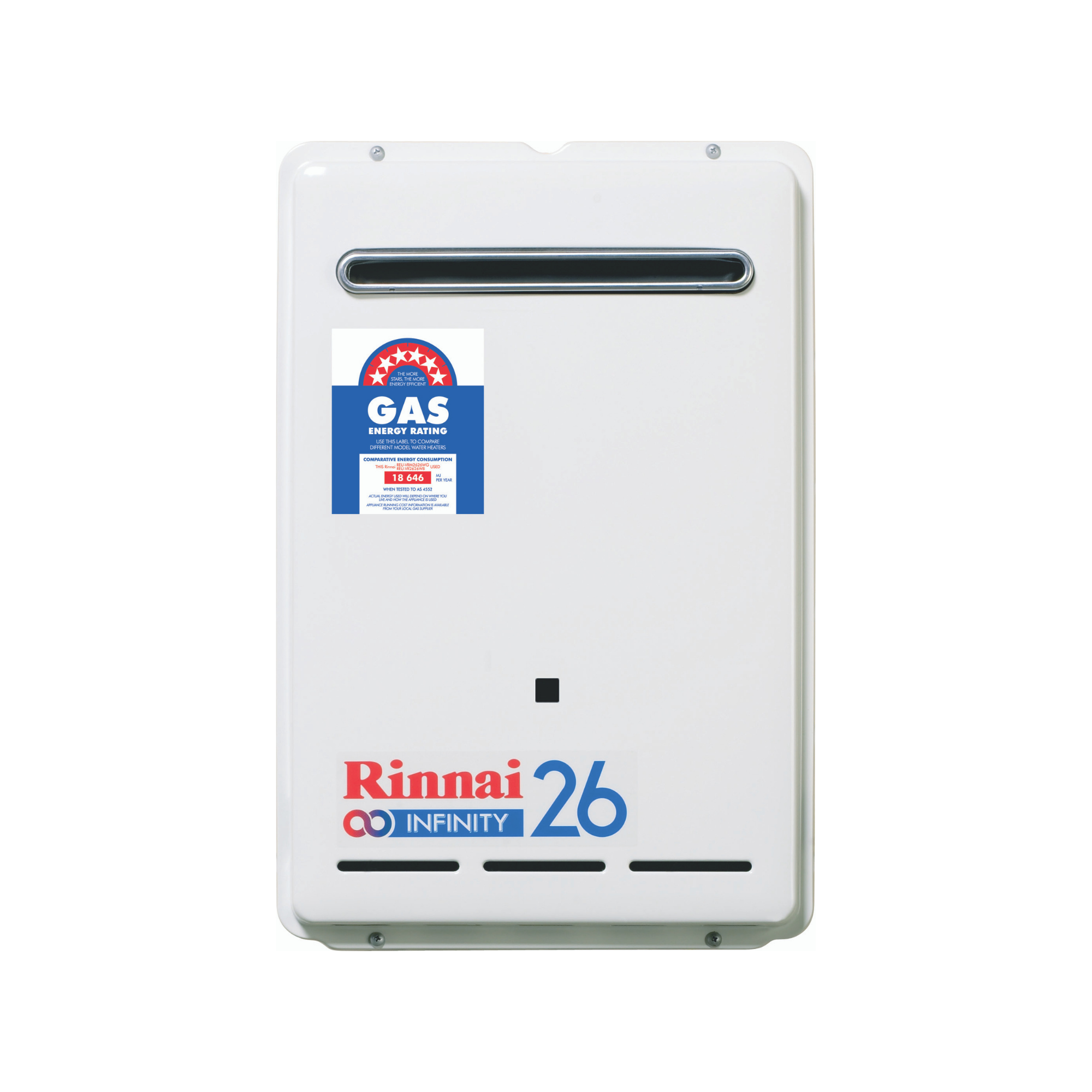 Rinnai Infinity 26 Gas Continuous